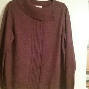 Sweater Lt brown